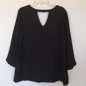 Halogen Tops - Nordstrom Halogen Top with Back Detail NWT